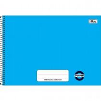 Imagem - Caderno de Cartografia e Desenho Espiral Capa Dura Pepper 80 Folhas (Pacote com 4 unidades) - Sortido...