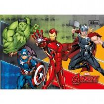 Imagem - Caderno de Desenho Brochura Capa Dura Avengers 40 Folhas (Pacote com 5 unidades) - Sortido