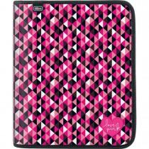 Imagem - Caderno Argolado Love Pink 48 Folhas