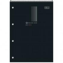 Imagem - Caderno Espiral ao Alto Capa Flexível G Organizer 80 Folhas