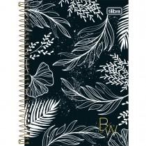 Imagem - Caderno Espiral Capa Dura 1/4 B&W 80 Folhas (Pacote com 4 unidades) - Sortido