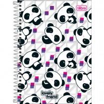 Imagem - Caderno Espiral Capa Dura 1/4 Lovely Friend 80 Folhas (Pacote com 4 unidades) - Sortido