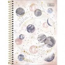 Imagem - Caderno Espiral Capa Dura 1/4 Magic 80 Folhas (Pacote com 4 unidades) - Sortido