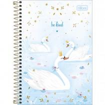 Imagem - Caderno Espiral Capa Dura 1/4 Royal 80 Folhas (Pacote com 4 unidades) - Sortido