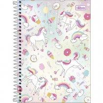 Imagem - Caderno Espiral Capa Dura 1/4 Blink 80 Folhas - Sortido (Pacote com 4 unidades)
