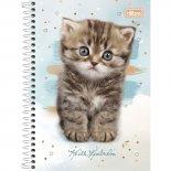 Imagem - Caderno Espiral Capa Dura 1/4 Keith Kimberlin 96 Folhas - Sortido (Pacote com 5 unidades)