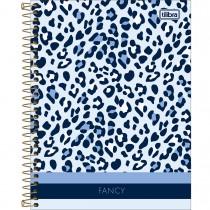 Imagem - Caderno Espiral Capa Dura Colegial 10 Matérias Fancy 160 Folhas (Pacote com 4 unidades) - Sortido