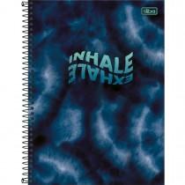 Imagem - Caderno Espiral Capa Dura Universitário 1 Matéria Hype 80 Folhas (Pacote com 4 unidades) - Sortido