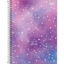 Imagem - Caderno Espiral Capa Dura Universitário 1 Matéria Magic 80 Folhas - Sortido