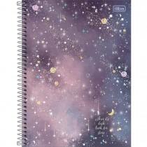 Imagem - Caderno Espiral Capa Dura Universitário 1 Matéria Magic 80 Folhas (Pacote com 4 unidades) - Sortido