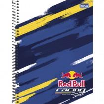 Imagem - Caderno Espiral Capa Dura Universitário 1 Matéria Red Bull 96 Folhas (Pacote com 4 unidades) - Sortido...