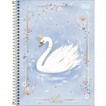 Imagem - Caderno Espiral Capa Dura Universitário 1 Matéria Royal 80 Folhas - Spreading Love Every - Sortido
