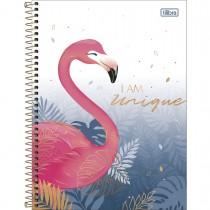 Imagem - Caderno Espiral Capa Dura Universitário 10 Matérias Aloha 160 Folhas - Sortido