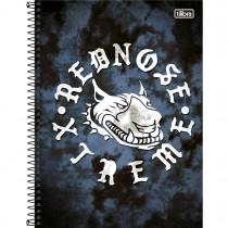 Caderno Espiral Capa Dura Universitário 10 Matérias Red Nose 160 Folhas (Pacote com 4 unidades) - Sortido