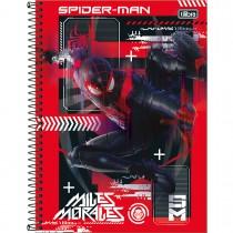 Imagem - Caderno Espiral Capa Dura Universitário 10 Matérias Spider-Man Game 160 Folhas (Pacote com 4 unidades) - Sortido...