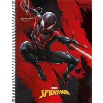 Imagem - Caderno Espiral Capa Dura Universitário 10 Matérias Spider-Man Light 160 Folhas (Pacote com 4 unidades) - Sortido...