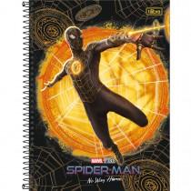 Imagem - Caderno Espiral Capa Dura Universitário 10 Matérias Spider-Man: No Way Home 160 Folhas (Pacote com 4 unidades) - Sortido...