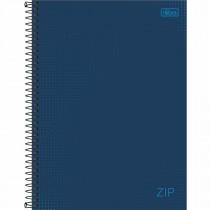 Imagem - Caderno Espiral Capa Dura Universitário 10 Matérias Zip 160 Folhas (Pacote com 4 unidades) - Sortido