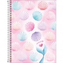 Imagem - Caderno Espiral Capa Dura Universitário 12 Matérias Wonder 192 Folhas (Pacote com 4 unidades) - Sortido...