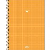 Caderno Espiral Capa Dura Universitário 16 Matérias Académie 256 Folhas - Sortido