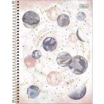 Imagem - Caderno Espiral Capa Dura Universitário 16 Matérias Magic 256 Folhas - Sortido