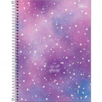 Imagem - Caderno Espiral Capa Dura Universitário 16 Matérias Magic 256 Folhas - Sortido (Pacote com 2 unidades)...