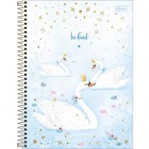 Imagem - Caderno Espiral Capa Dura Universitário 16 Matérias Royal 256 Folhas - Sortido