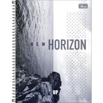 Imagem - Caderno Espiral Capa Dura Universitário 16 Matérias UP 256 Folhas - Sortido