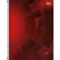Imagem - Caderno Espiral Capa Dura Universitário 16 Matérias Zip 256 Folhas - Sortido