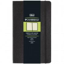 Imagem - Caderno Executivo Costurado Grande sem Pauta Cambridge - 80 Folhas