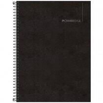 Imagem - Caderno Executivo Espiral Capa Dura Cambridge 80 Folhas