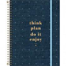 Imagem - Caderno Executivo Espiral Capa Dura Cambridge 80 Folhas (Pacote com 4 unidades) - Sortido