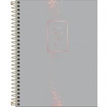 Imagem - Caderno Executivo Espiral Capa Dura Cambridge Feminino 80 Folhas (Pacote com 4 unidades) - Sortido