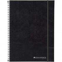 Imagem - Caderno Executivo Espiralado Cambridge Capa Dura - 80 Folhas