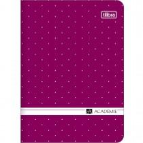 Imagem - Caderno Grampeado Flexível Academie 32 Folhas (Pacote com 5 unidades) - Sortido