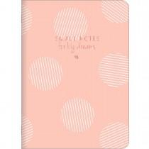 Imagem - Caderno Grampeado Flexível Soho 32 Folhas (Pacote com 5 unidades) - Sortido
