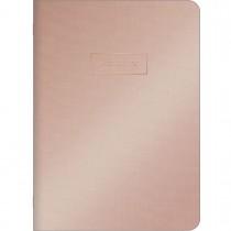 Imagem - Caderno Grampeado Flexível West Village Metalizado 32 Folhas (Pacote com 5 unidades) - Sortido