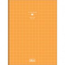 Imagem - Caderno Quadriculado 1x1 cm  Brochura Capa Dura Académie Feminino 40 Folhas (Pacote com 10 unidades) - Sortido...