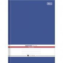 Imagem - Caderno Quadriculado 7x7 mm Brochura Capa Dura 1/4 Académie Azul 96 Folhas