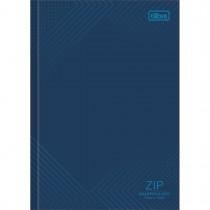 Imagem - Caderno Quadriculado 7x7 mm Brochura Capa Dura 1/4 Zip 96 Folhas (Pacote com 10 unidades) - Sortido