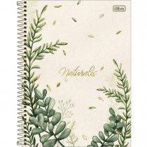 Imagem - Caderno Universitário Capa Dura Naturalis 10 Matérias 160 Folhas - Sortido (Pacote com 4 unidades)