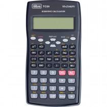 Imagem - Calculadora Científica 240 Funções TC08 Preta