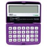 Imagem - Calculadora de Bolso 12 Dígitos Pequena TC01 Roxa