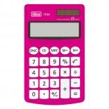 Calculadora de Bolso 8 Dígitos Grande TC03 Rosa