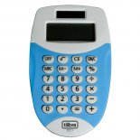 Imagem - Calculadora de Bolso 8 Dígitos Pequena TC11 Azul
