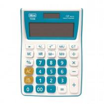 Imagem - Calculadora de Mesa 12 Dígitos Média TC06 Azul