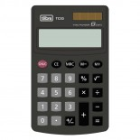 Imagem - Calculadora de Bolso 8 Dígitos Grande TC03 Preta