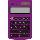 Imagem - Calculadora de Bolso 8 Dígitos Grande TC03 Roxa