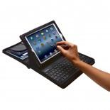 Imagem - KeyFolio Capa com Zíper e Teclado para iPad 4, 3 e 2