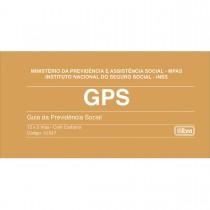 Imagem - Carnê GPS - Guia da Previdência Social 12x2 Vias - 24 Folhas